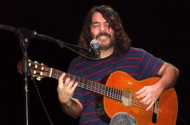 Santiago Feliú en el BarnaSants © José Luis Martínez