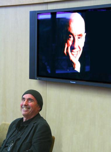 Lluís Llach &copy Xavier Pintanel
