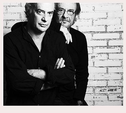 Joan Isaac y Luis Eduardo Aute © Juan Miguel Morales