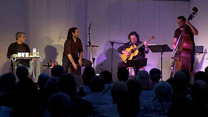 Toti Soler Trio & Joan Oll�