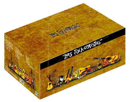 Colección «Los Folkloristas»