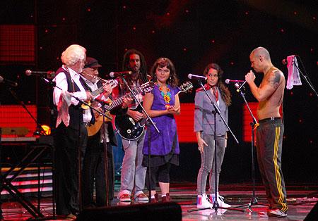 Resultado de imagen de Calle 13 - Festival de Viña del Mar 2011 [HD]