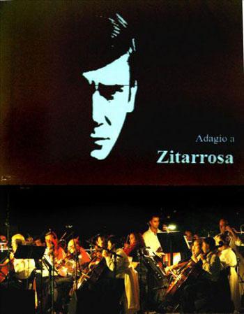 Homenaje a Alfredo Zitarrosa. © EFE