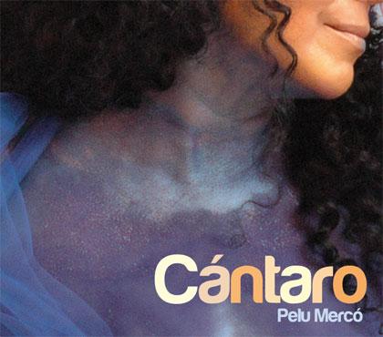 Portada del CD «Cántaro» de Pelu Mercó.