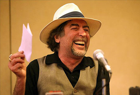Joaquín Sabina en Montevideo. © EFE