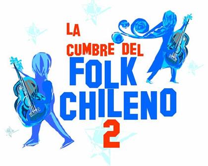 Logo de La Cumbre del Folk Chileno 2