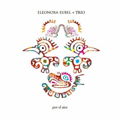 Portada del CD «Por el aire» de Eleonora Eubel.