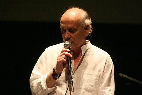 Joan Isaac presentó su nuevo disco, «Em declaro innocent», el pasado 25 de marzo en l'Auditori de Barcelona. © Xavier Pintanel