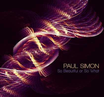 Portada del disco «So Beautiful or So What» de Paul Simon.