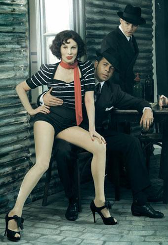 Nacha Guevara en «Tita. Una vida en tiempo de tango»