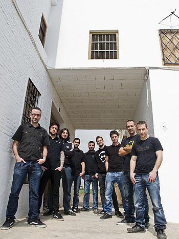 El grupo valenciano Obrint Pas.