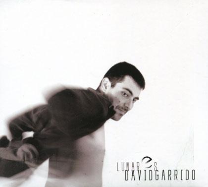 Portada del CD «Lunares» de David Garrido.