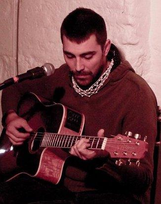 David Garrido.