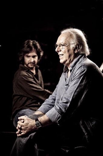 Carlos do Carmo y Bernardo Sassetti © Rita Carmo