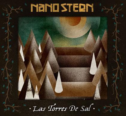 Portada del CD «Las Torres de Sal» de Nano Stern.