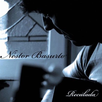 Portada del CD «Recalada» de Néstor Basurto.