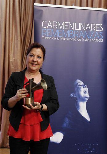 Carmen Linares © EP