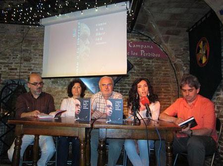 Presentación del libro-disco «Canto a la libertad. Un himno para un pueblo» © EP