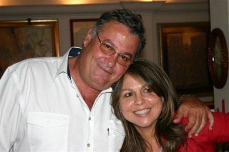 José María Vitier y Liuba María Hevia. © Petí