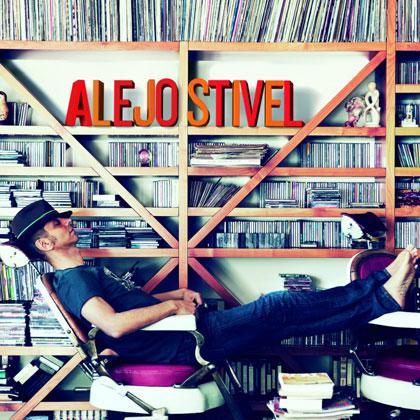 Portada del CD «Decíamos ayer» de Alejo Stivel.