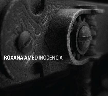 Portada del CD «Inocencia» de Roxana Amed.