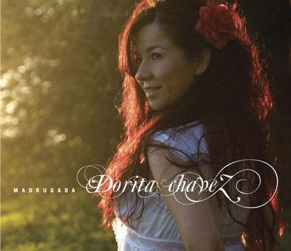 Portada del CD «Madrugada» de Dorita Chávez.