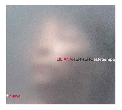 Portada del CD «Este tiempo» de Liliana Herrero.