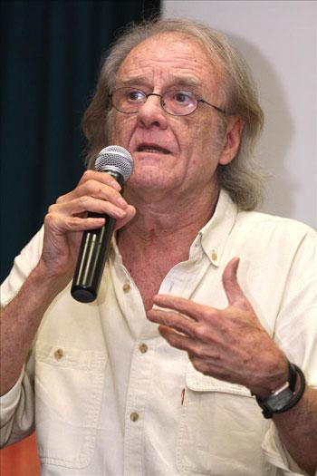 Luis Eduardo Aute en México.