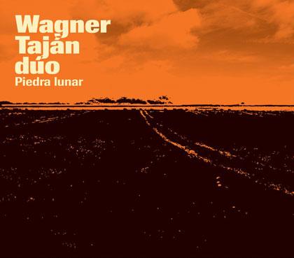 Portada del CD «Piedra lunar» del dúo Wagner-Taján.