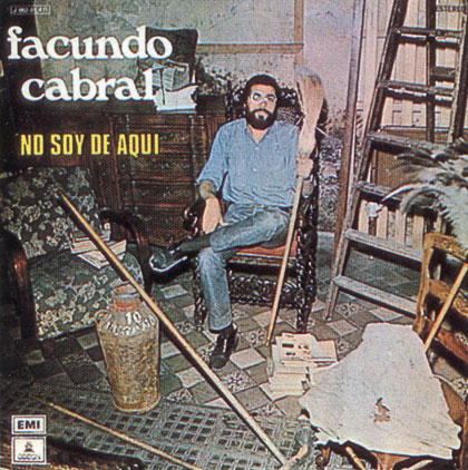 Facundo Cabral. LP: