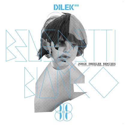 Portada del disco «Jorge Drexler Remixes» de Benedetti & Bianco.