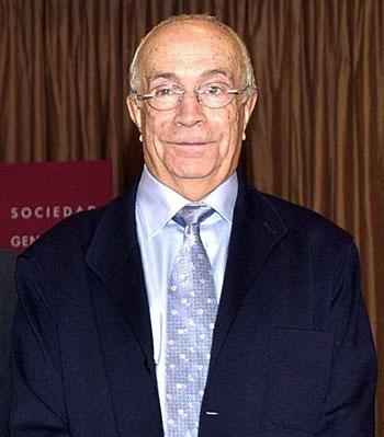 Santiago Moncada, nuevo Presidente de la SGAE. © EFE