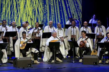 El grupo canario Los Sabandeños.