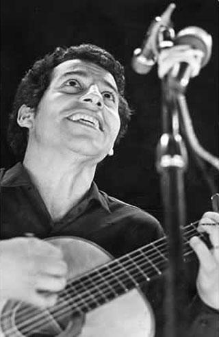Víctor Jara.