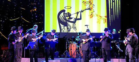 La Orquesta de Timples de Canarias. © opinion.es