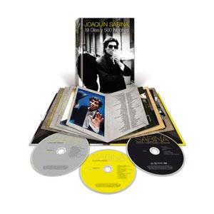La edición especial del álbum «19 días y 500 noches».