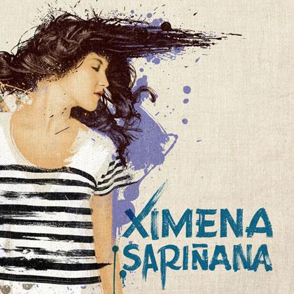 Portada del disco «Ximena Sariñana».