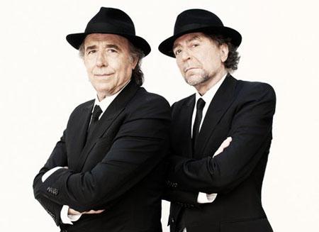Joan Manuel Serrat y Joaquín Sabina: Los pájaros contraatacan.