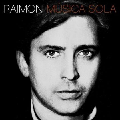 Portada del la reedición del disco «Música sola» de Raimon.
