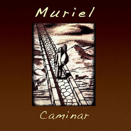 Portada del disco «Caminar» de Juan Antonio Muriel