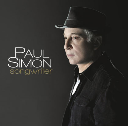 Portada del disco «Songwriter» de Paul Simon.
