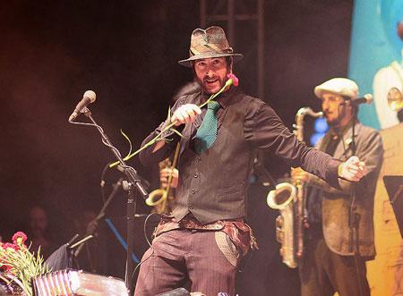 Jairo Perera, Muchachito, en el Forum de Barcelona © Ruslan Shchegolkov/barcelonamania.com