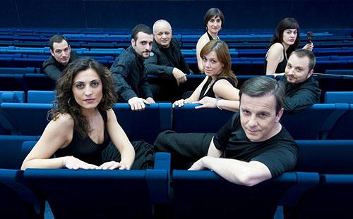 EL grupo extremeño Acetre. © Jorge Armestar
