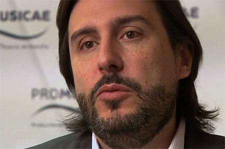 Antonio Guisasola © RTVE