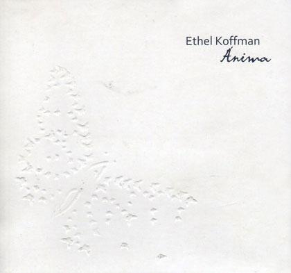 Portada del disco «Ánima» de Ethel Koffman.