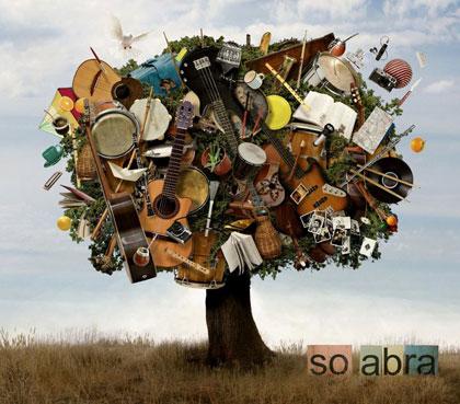 Portada del disco «So Abra» de So Abra.