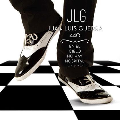 Portada del single «En el cielo no hay hospital» de Juan Luis Guerra.