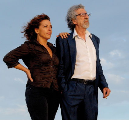 Laura Sim� & Francesc Burrull