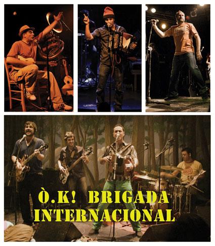 Belda & Garriga - Ò.K! Brigada Internacional (Occ)