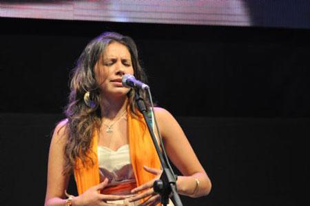 Milena Salamanca.